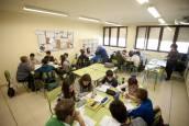 Colegio Doña Álvara Álvarez (Falces)