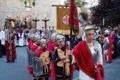 Procesión de Jueves Santo en Pamplona