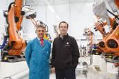 Nueva nave de Chapistería de Volkswagen Navarra
