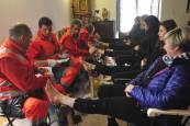 Ujué celebra su romería