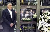 Homenaje a Tomás Caballero en el 19º aniversario de su asesinato