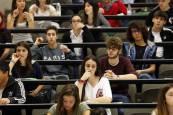 Examen de Selectividad en Pamplona y Tudela