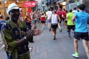Imágenes de la San Fermín Marathon 2017 (II)