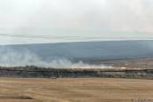Incendios en Esparza de Galar, Arazuri y Artajona