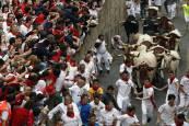 Tercer encierro de San Fermín 2017