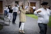 Elizondo celebra el día de Santiago con la mutikodantza