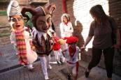 Segundo día de fiestas en Tudela.