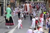 Día grande de las fiestas de Tafalla.