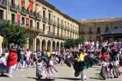Cuarto día de fiestas en Tafalla