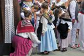 Día del niño de las fiestas de Burlada