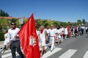 Día grande de las fiestas en Tulebras