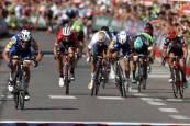 Galería de la segunda etapa de la Vuelta a España