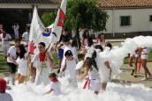 Cohete de fiestas de Rada