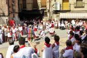 Día grande de las fiestas de Marcilla