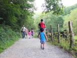 Rutas con niños: Xorroxin