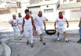 Concurso de calderetes en Ribaforada
