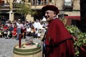 Fiesta de la Vendimia de Navarra en Olite