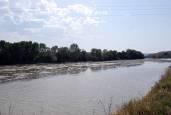 La sequía, las algas y el estado de la presa de Santa Engrancia preocupan al remo navarro