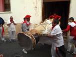Cuarto día de fiestas de Sangüesa