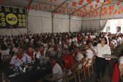 Comida del Día de las Peñas en Corella