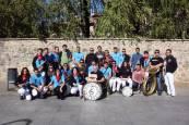 20 años de música con la Txaranga Bilaketa de Aoiz