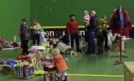 Mercado de segunda mano en Irurtzun