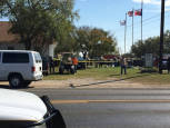 Asesinato masivo en una iglesia baptista de Texas
