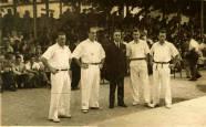 75 años de historia del frontón Eztegara