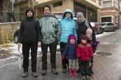 I Cross Trail de Arróniz, estreno bajo la nieve