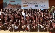 Viaje a Senegal de la reina Letizia