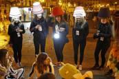 Fotos de Nochevieja 2017 en Pamplona (II)