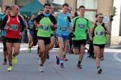 10 millas Peralta-Falces, un día de récords