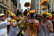 El carnaval desconocido por los turistas en Río de Janeiro