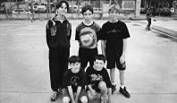 1997: torneo de futbito en Barañáin para menores de 16 años