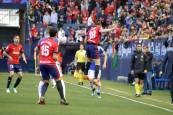 Imágenes del Osasuna 0-1 Tenerife (I)