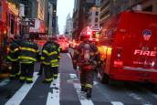 Incendio en la Torre Trump (Nueva York)
