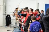 Jornada de tiro con arco en los JDN