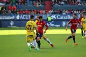 Imágenes del Osasuna 1-1 Lugo (I)
