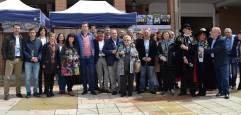 10 años de la jornada gastronómica en Andosilla
