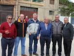 Demostración de habilidad con tractor en Funes
