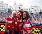 Títulos de equipos masculino y femenino del Atlético de Madrid