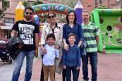 Los centros cívicos tudelanos salen a la calle