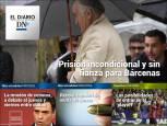 La prisión incondicional sin fianza para Luis Bárcenas, en el Diario DN+