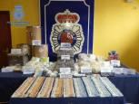 'Operación Brothers' contra el tráfico de drogas en Navarra