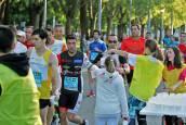Imágenes de la V EDP San Fermín Marathon (II). CALLEJA