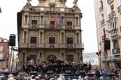 Presanfermines con la música de La Pamplonesa