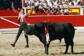 Corrida de rejones: Hermoso de Mendoza, Armendáriz y Hernández salen por la puerta grande