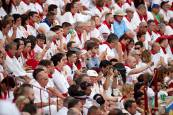 Búscate en el tendido de la corrida del día 8 de julio