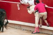 Fotos de la corrida del 12 de julio