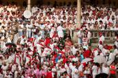 Búscate en el tendido de la corrida del día 13 de julio